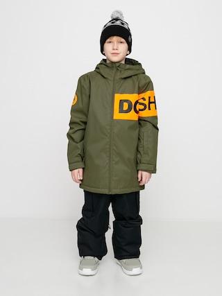 DC Propaganda Snowboard jacket (olive night)