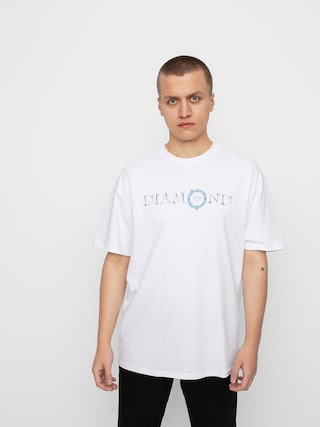 Diamond Supply Co. Pendant T-shirt (white)