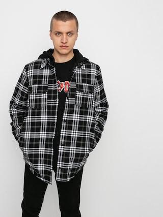 Volcom Field Ins Flannel Active sweatshirt (black)
