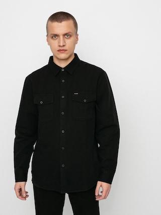 Brixton Davis Reserve Ls Shirt (black)