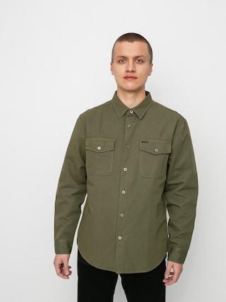 Brixton Davis Reserve Ls Shirt (military olive)