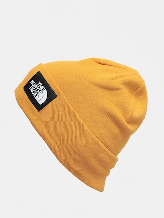 The North Face Dock Worker Recycled Beanie (summit gold)