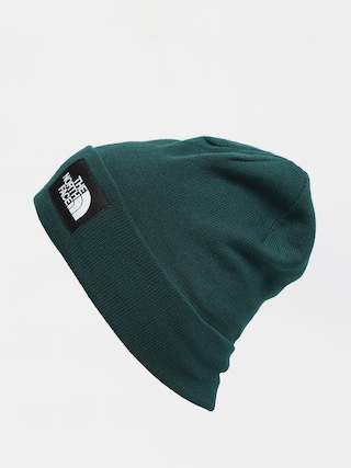 The North Face Dock Worker Recycled Beanie (green)