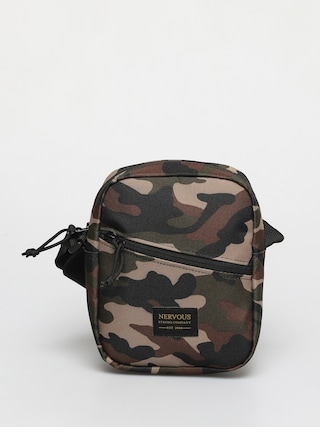 Nervous Goldtag Bag (camo)