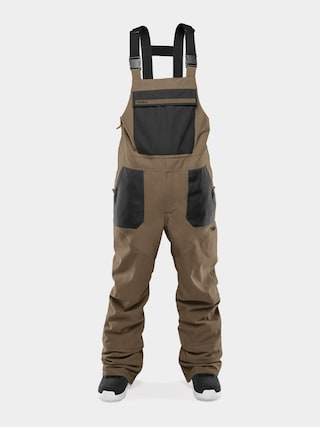 ThirtyTwo Basement Bib Snowboard pants (fatigue)