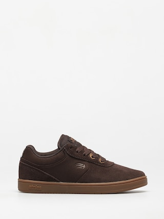 Etnies Kids Joslin Shoes (brown/gum)