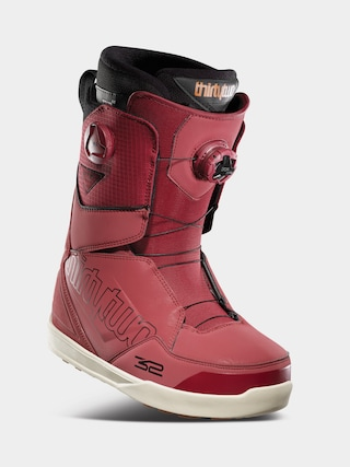 ThirtyTwo Lashed Double Boa Snowboard boots (red)