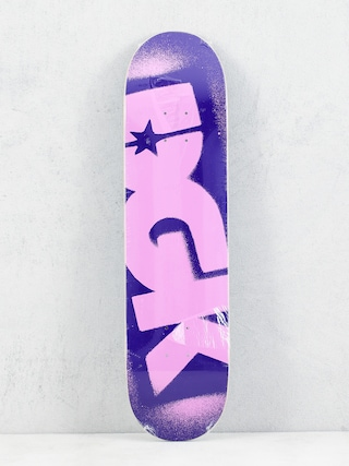 DGK Og Logo Deck (purple/pink)