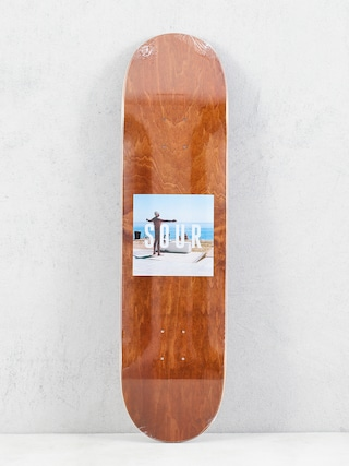 Sour Solution Box Logo Deck (lomar back)