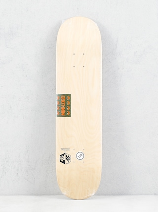 Minilogo Chevron Detonator 15 Deck (natural)