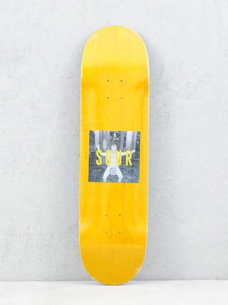 Sour Solution Box Logo Deck (lomar balls)