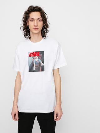 Koka Shopping T-shirt (white)
