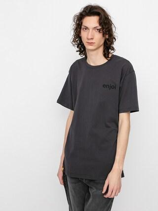 Enjoi Premium Panda T-shirt (vintage black)