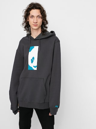 Enjoi Box Panda HD Hoodie (vintage black)