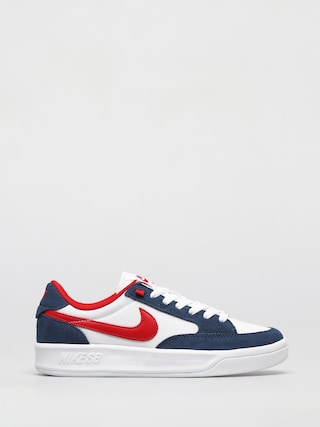 Nike SB Adversary Premium Shoes (navy/university red white white)