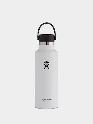 Hydro Flask bottle Standard Mouth Flex Cap 532ml (white)