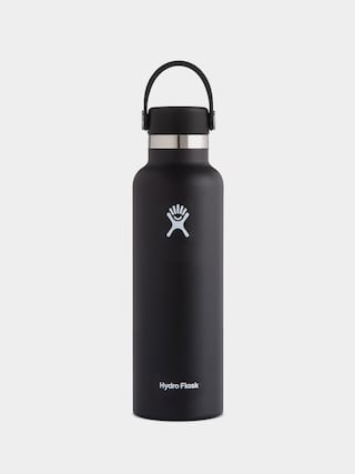 Hydro Flask bottle Standard Mouth Flex Cap 621ml (black)