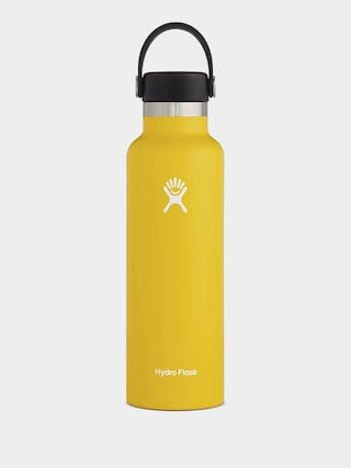 Hydro Flask bottle Standard Mouth Sport Cap 621ml (sunflower)
