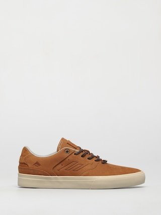 Emerica The Low Vulc Shoes (brown)