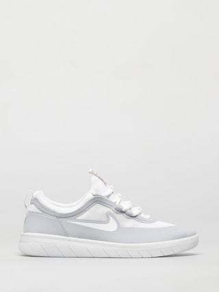 Nike SB Nyjah Free 2 Shoes (sky grey/white sky grey metallic gold)