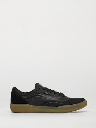 Vans Ave Pro Shoes (black/gum)
