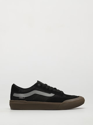 Vans Berle Pro Shoes (black/dark gum)