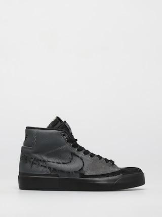 Nike SB Zoom Blazer Mid Edge Shoes (iron grey/black black)