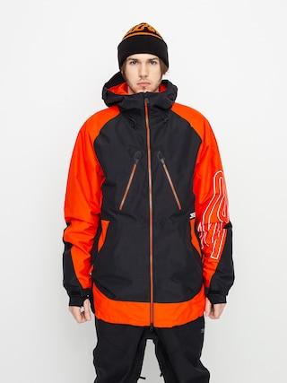 ThirtyTwo Tm Jacket Snowboard jacket (black/orange)