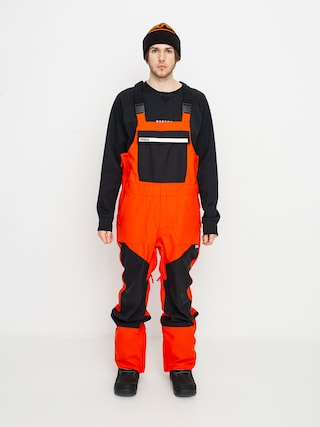 ThirtyTwo Basement Bib Snowboard pants (orange)