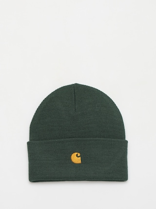 Carhartt WIP Chase Beanie (treehouse/gold)