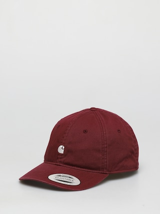 Carhartt WIP Madison Logo ZD Cap (shiraz/wax)