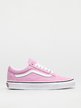 Vans Old Skool Shoes (orchid/true white)