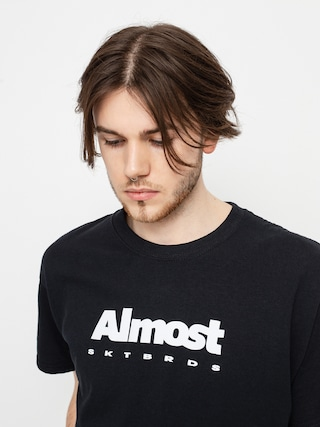 Almost Stacked Price Point T-shirt (black)