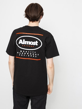 Almost Quality T-shirt (black)