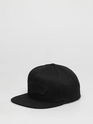 Vans Classic Patch Cap (black/black)