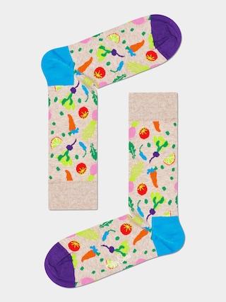 Happy Socks Veggie Socks (grey)