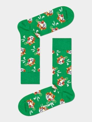 Happy Socks Tiger Socks (green)