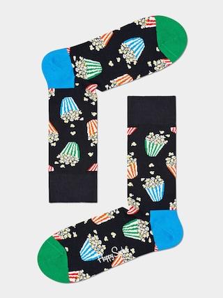 Happy Socks Popcorn Socks (black)