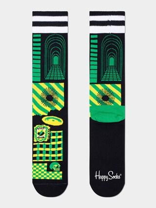 Happy Socks Cover Socks (black)