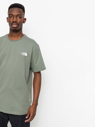 The North Face Simple Dome T-shirt (agave green)
