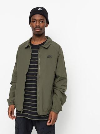 Nike SB Coach Jacket (cargo khaki/black)