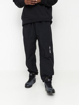 Nike SB Left Leg Logo Pants (black/white)