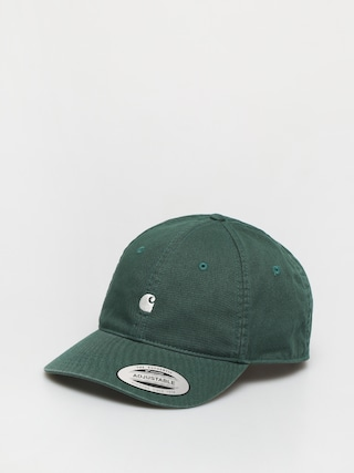 Carhartt WIP Madison Logo ZD Cap (treehouse/wax)