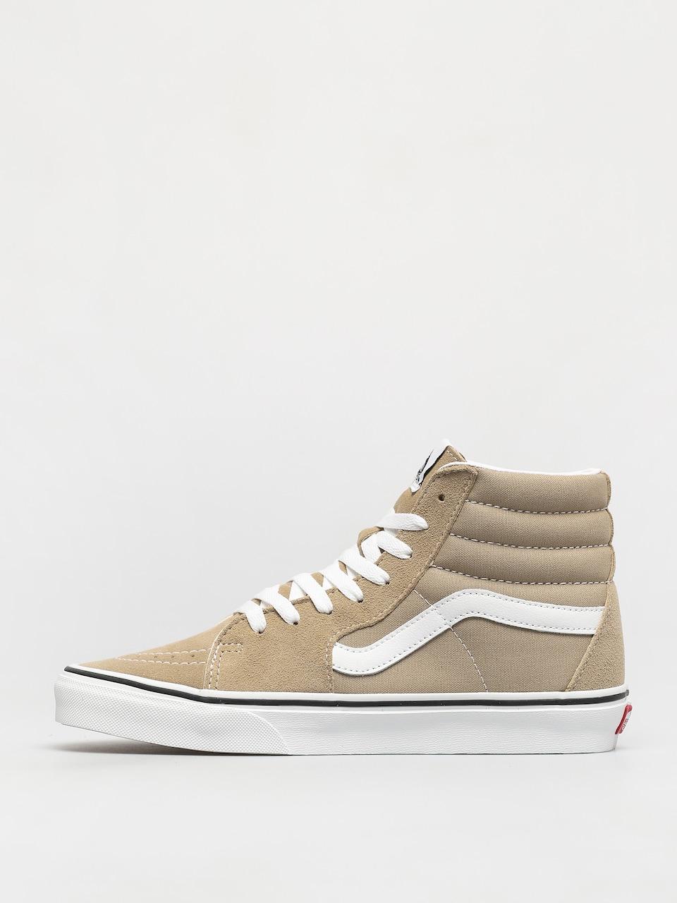 Vans Sk8 Hi Shoes (incense/true white)