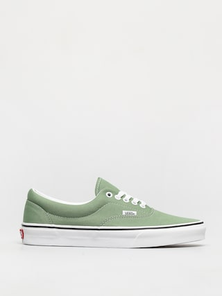 Vans Era Shoes (shale green/true white)