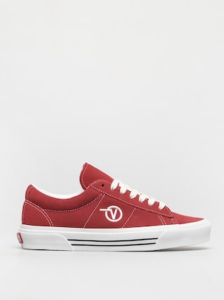 Vans Sid Shoes (suede cardinal)