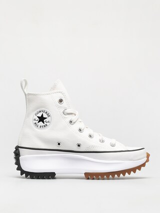 Converse Run Star Hike Hi Shoes (optical white)