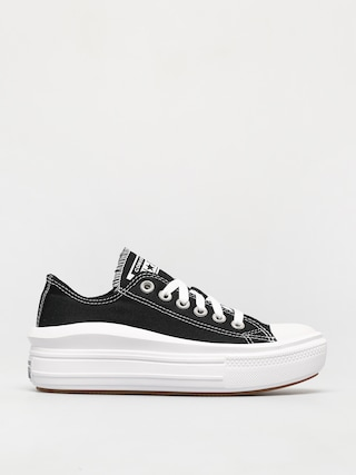 Converse Chuck Taylor All Star Move Ox Shoes Wmn (black)