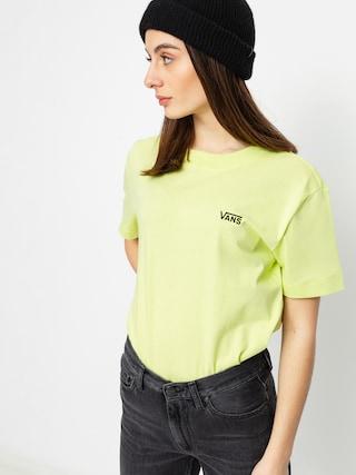 Vans Junior V Boxy T-shirt Wmn (sunny lime)