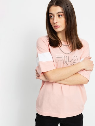 Fila Jacklyn T-shirt Wmn (coral cloud/bright white)